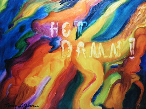 Hot Damn by Nancy L Jolicoeur