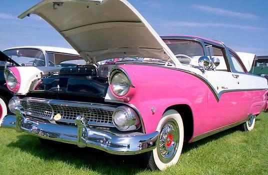 Lynnette Johns - Hot Pink