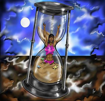 Hourglass Limbo by Steve Farr