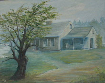 House By the Marsh by Thomas Hinkle