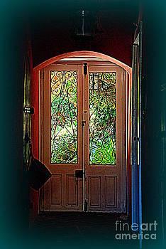Susanne Van Hulst - House Door 7 in Charleston SC