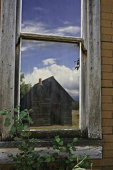 House in a Window by Azriel Knight