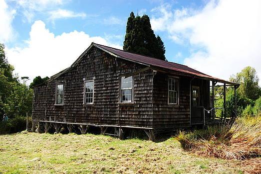 house of Koa by Ed Fenwick