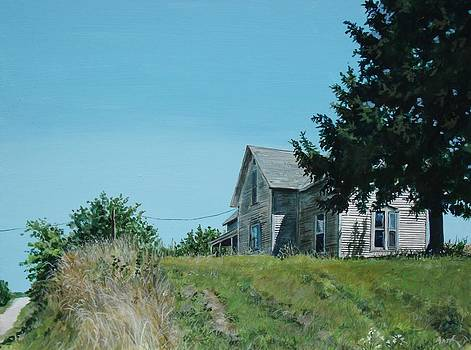 House On The Hill by William Brody