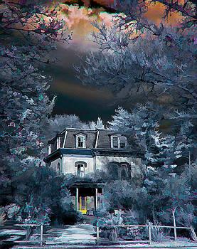 Steve Zimic - House with Yellow Door