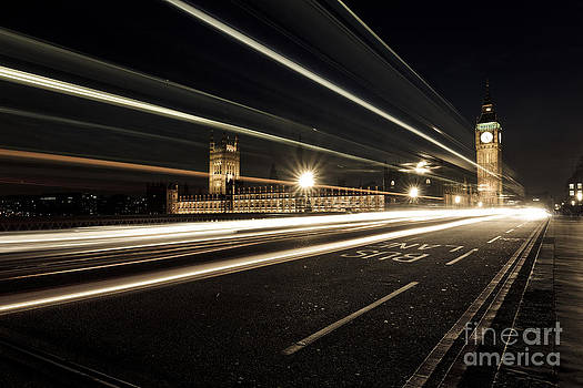 Houses of Parliament by David Smith