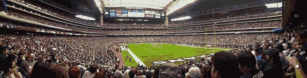 Houston Texans by Scott Kelley
