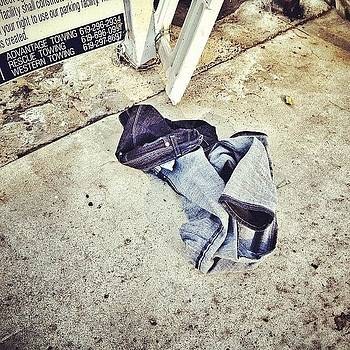How Does One Loose Their Pants...well I by Christopher Leon