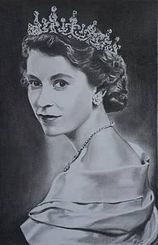 HRM Queen Elizabeth II by Mike OConnell