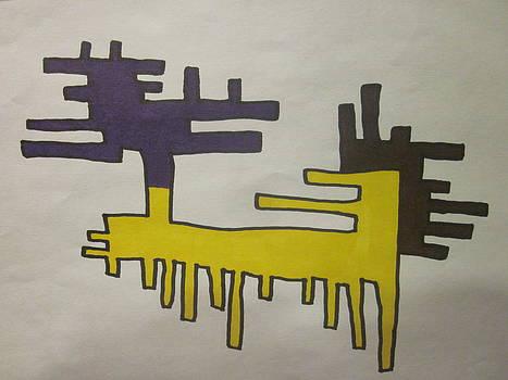 Hubertus Link by Grant Van Driest