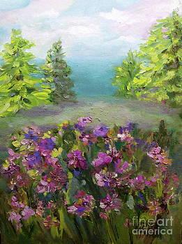 Hudson Valley by Patsy Walton