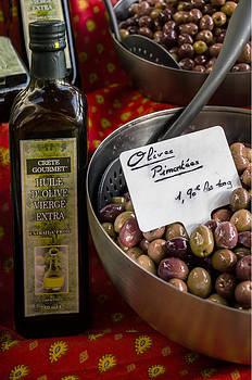 Huile d' Olive by Marta Cavazos-Hernandez