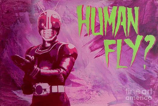 Human Fly? by Marco Machatschke