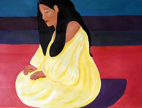 Humble Prayer by Ruth Kongaika