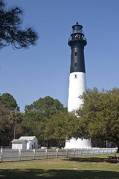 Terry Shoemaker - Hunting Island lighthouse