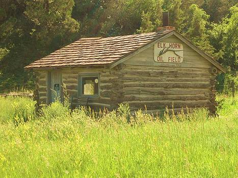 Hunting Lodge by Trish Pitts