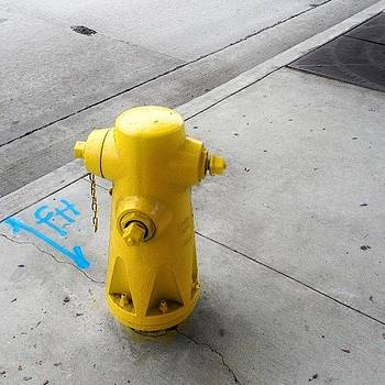 Hydrant Ll by Ric Spencer
