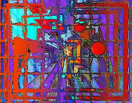 Hyperion Screen by Rod Saavedra-Ferrere