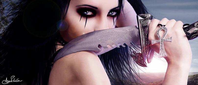 I am a Warrior by Adro Von Crow