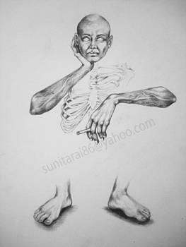 I Am Thinking by Sunita Rai