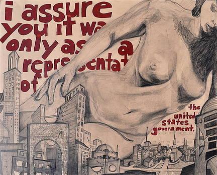 I Assure You by Jared  Carpenter