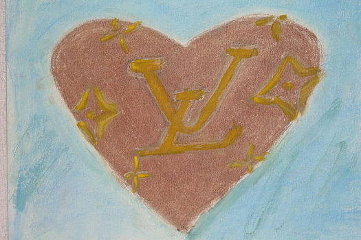I Left My Hart at Louis Vuitton by Genoa Chanel