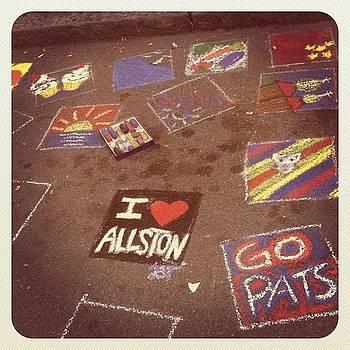 I Love Allston by Jill Jankowski