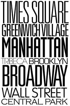 I Love NY by Danny Justman