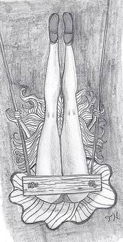 I love swinging Darla by Tony  Nelson
