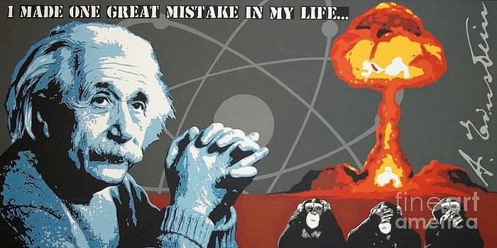 I made one great mistake... by Dan Carman