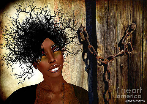 I wood what by Astrid Van Loopik