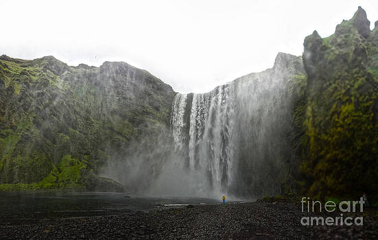 Gregory Dyer - Iceland Skogar Waterfall 03