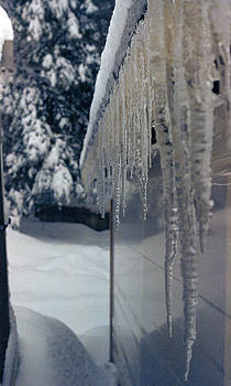 Icicles by Jason Lane