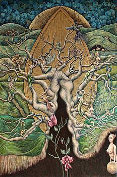 Id Tree by Marzena Ablewska- Lech