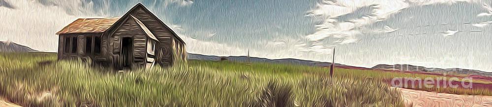 Gregory Dyer - Idaho Panorama