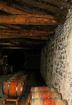Ideal cellar by Christine Burdine