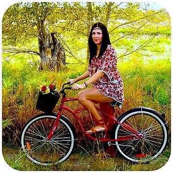 🌻#igcanada #igaddictsanonymous #bike by Ange Exile DuParadis