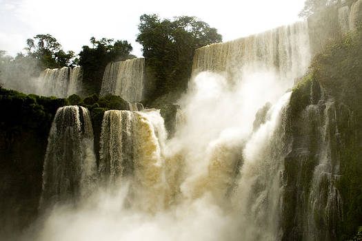 Iguacu Falls by Royce Gorsuch
