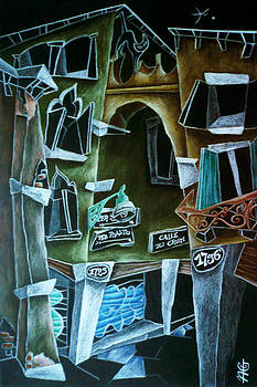 Arte Venezia - IL GaTTo LuNAtiCo
