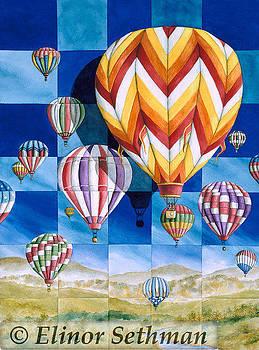 I'll Fly Away by Elinor Sethman