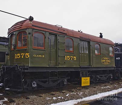 Tim Mulina - Illinois Terminal Class B Motor