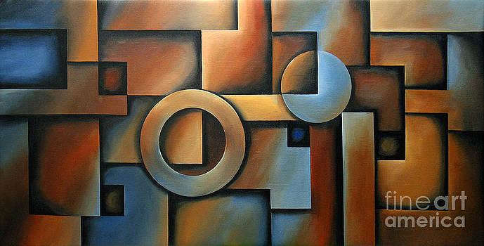 Illusion of Depth 13 by Uma Devi