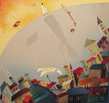 Illusions by Ioana Harjoghe Ciubucciu