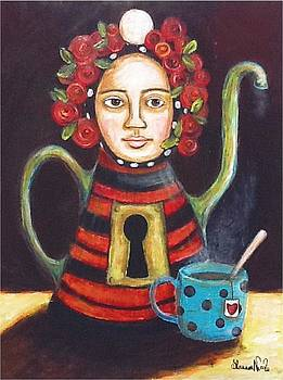 I'm a Lil tea pot by Shannon Nicole