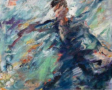 Imagine movement by Rick Nederlof