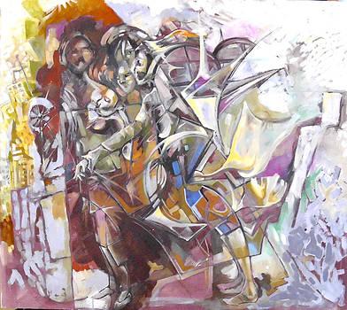 Immigration by Ertan Aktas