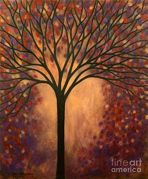 Autumn Tree by Diana Plaisance