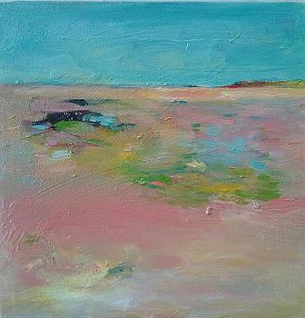 Impressionist Landscape by Brooke Wandall