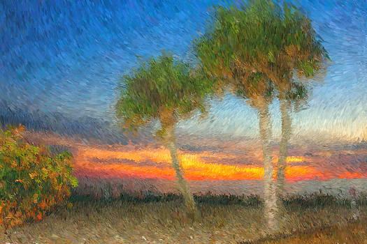Carmen Del Valle - Impressionistic Sunset