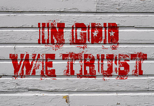 In God We Trust by Stephen Walker
